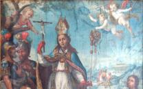 Święty Firmin z Amiens, biskup i męczennik