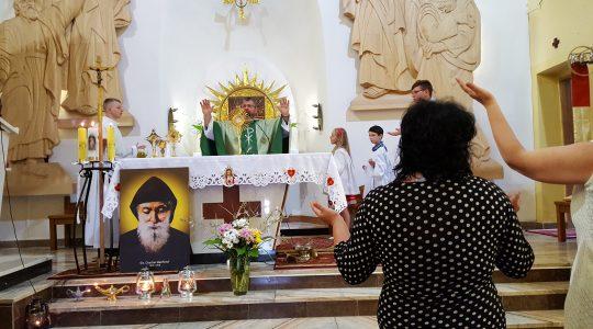 Św. Charbel w Krakowie