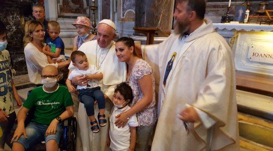 To największy skarb w Kościele(Vatican Service News - 16.11.2019)