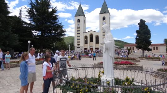 W lipcu w Medziugorju