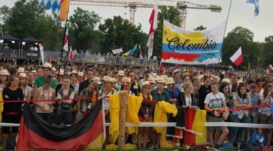 Wczoraj na krakowskich Błoniach