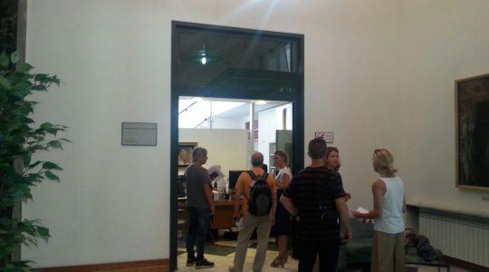 Spotkanie w Watykańskim Biurze Prasowym