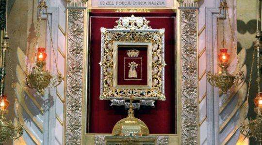 Patron dnia 2.07 - Najświętsza Maryja Panna Licheńska