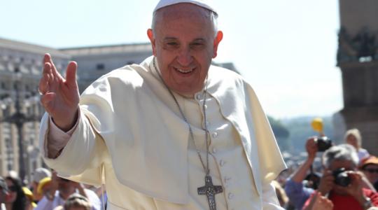 Papież Franciszek otrzyma na Jasnej Górze niezwykły dar .