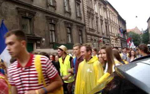 Relacje wprost z Krakowa od naszych reporterów
