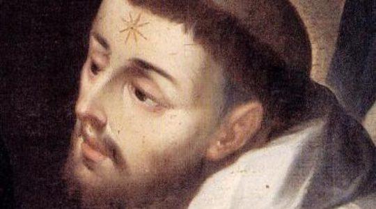 Święty Dominik Guzman, prezbiter