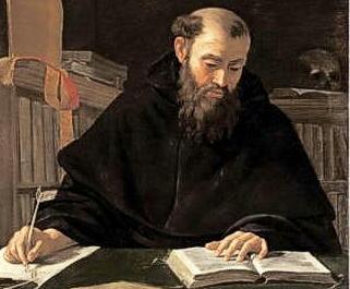 Święty Augustyn, biskup i doktor Kościoła