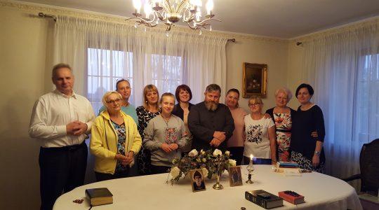 Wzruszające spotkania nie tylko z parafianami