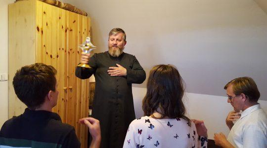 W Domu Modlitwy u Martina