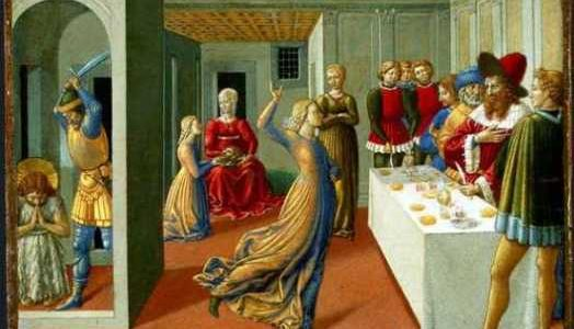 Męczeństwo św. Jana Chrzciciela