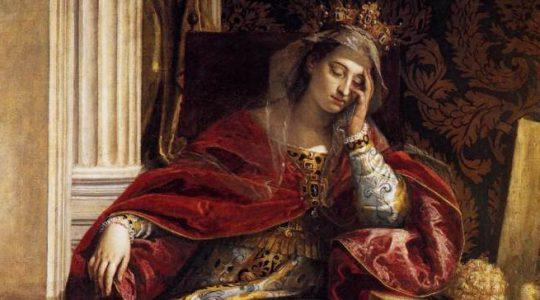 Święta Helena, cesarzowa