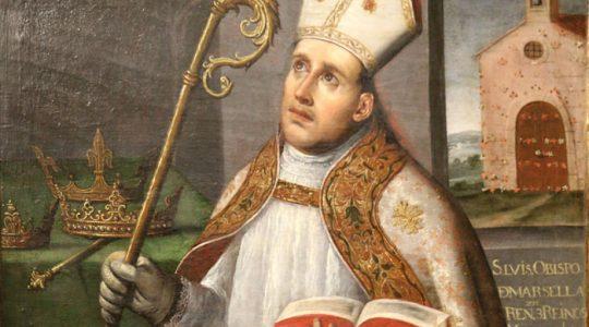 Święty Ludwik, biskup