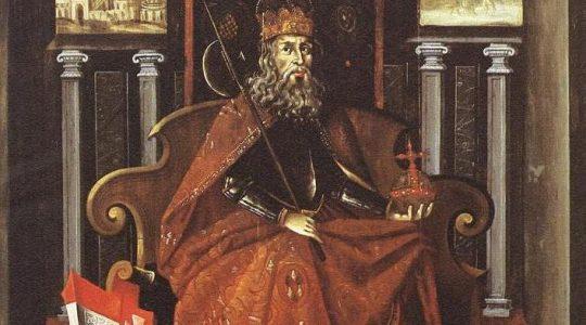 Święty Stefan Węgierski, król