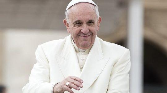 Światowy Dzień Modlitwy o Pokój  w Asyżu z udziałem Ojca świętego Franciszka