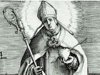 Święty Gerard, biskup i męczennik