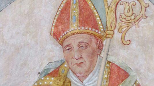 Święty Wilhelm, biskup
