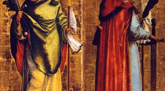 Święci męczennicy Korneliusz, papież, i Cyprian, biskup