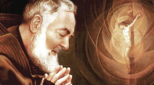 Święty Pio z Pietrelciny, prezbiter