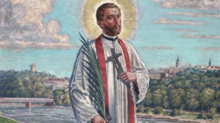 Święty Melchior Grodziecki, prezbiter i męczennik