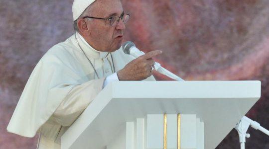 Papieski kalendarz