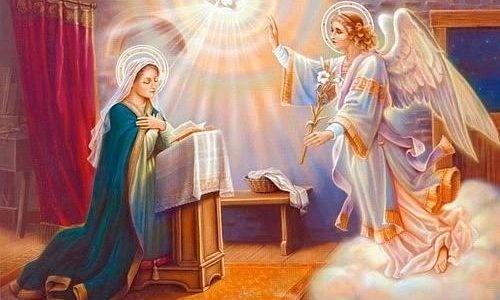 Święci Archaniołowie Michał, Rafał i Gabriel