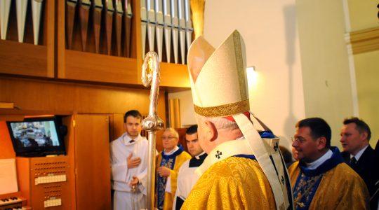 Złoty jubileusz konsekracji kościoła w Niegowici