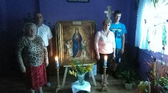 Matka Boża wciąż pielgrzymuje do naszych serc