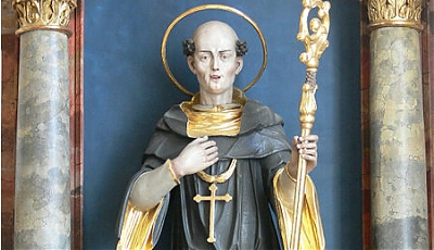 Święty Magnus z Füssen