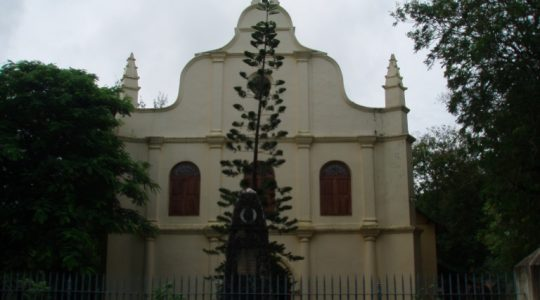 ORIENTALIA – Vasco da Gama i kościół św. Franciszka w Koczin