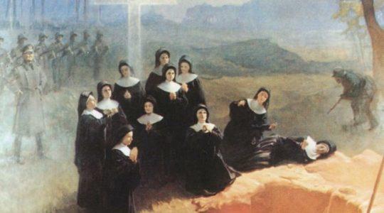 Bł. Maria Stella i Towarzyszki, męczennice z Nowogródka