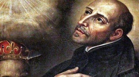 Święty Franciszek Borgiasz, prezbiter