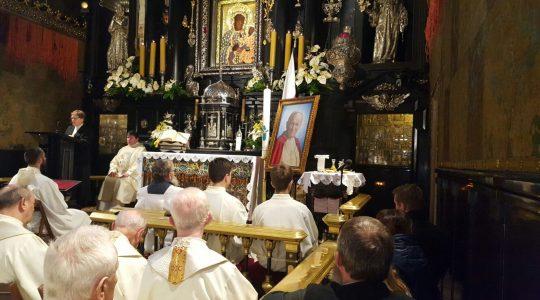 Relikwie świętego ojca Pio już w Częstochowie i na Jasnej Górze i w parafii świętego Józefa