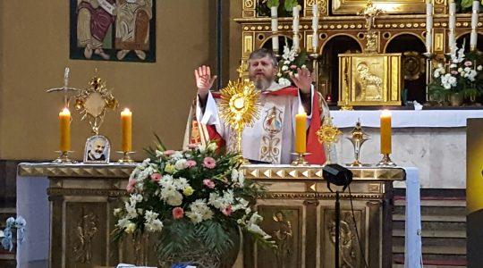 W Częstochowie ks. Jarosław pobłogosławił 5 nowych Domów Modlitwy