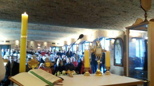 W dzisiejszą niedzielę relikwie świętego ojca Pio będą obecne cały dzień w parafii w Tychach Mąkołowiec-