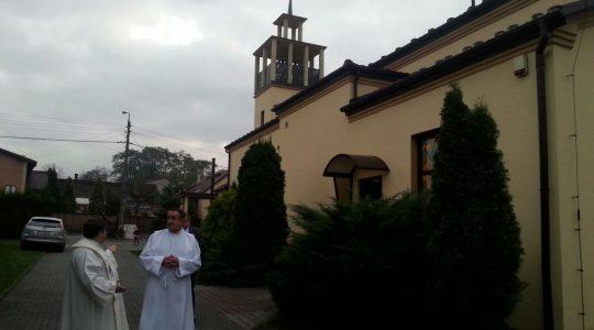 Przedostatni dzień peregrynacji relikwii świętego ojca Pio w naszej Ojczyźnie