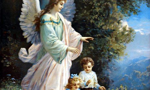 Świętych Aniołów Stróżów