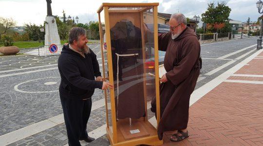Relikwie św. o. Pio powróciły do Pietrelciny