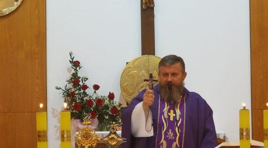 Dziś początek rekolekcji w Częstochowie (1.12.2017)
