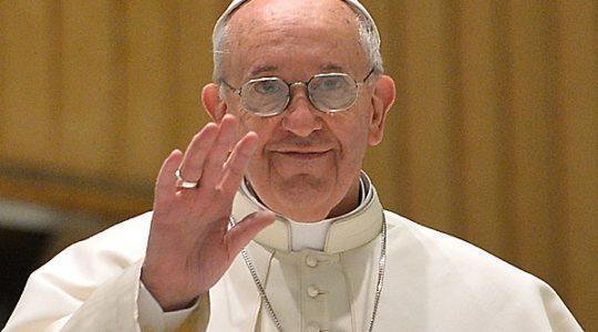 Ojciec święty podziękował za 2016 r. (Vatican Service News 01.01.2017)