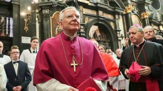 Uroczysty ingres metropolity krakowskiego ( Vatican Service News - 28.01.2017)
