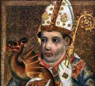 Święty Hilary z Poitiers, biskup i doktor Kościoła