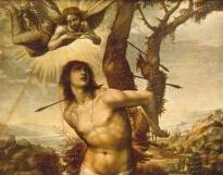 Święty Sebastian, męczennik