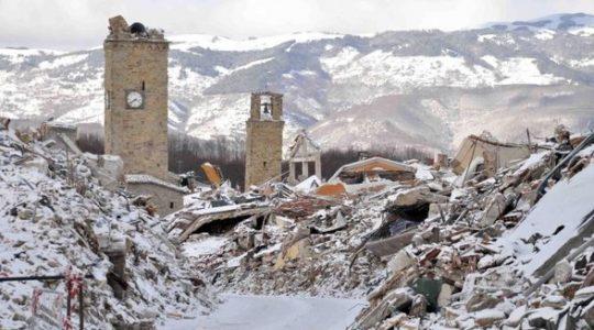 Ojciec święty spotkał się z ofiarami letniego trzęsienia ziemi w Italii ( Vatican Service News -05.06.2017)