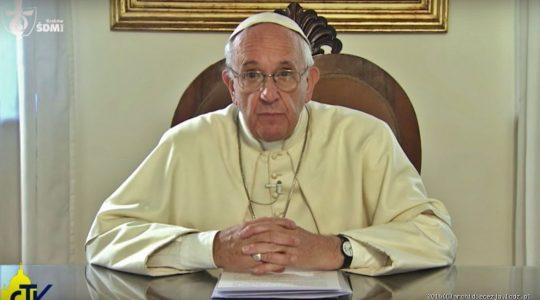 Nie pozwólmy aby dzieci okradziono z radości.(Vatican Service News -02.01.2017)