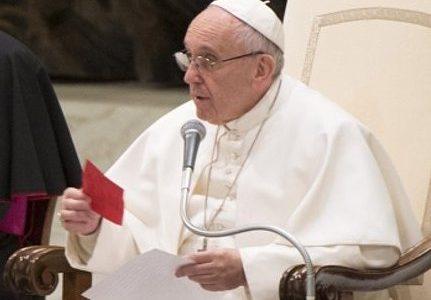 Papież przestrzega przed oszustami (Vatican Service News -11.03.2017)