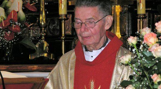 Odszedł ks. Mieczysław Maliński – kapłan, pisarz, przyjaciel św. Jana Pawła II