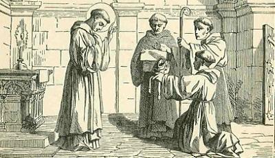 Święty Teodozy, opat