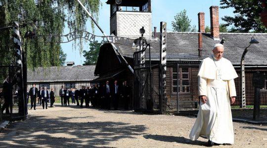 Nigdy więcej tragedii Auschwitz i Birkenau ( Vatican Service News - 28.01.2017)