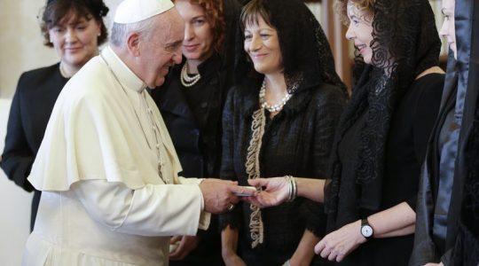 O właściwym miejscu kobiet w Kościele (Vatican Service News - 07.02.2017)