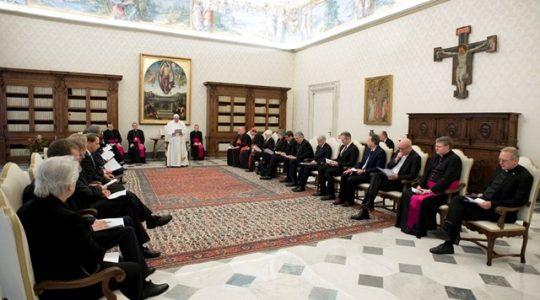 Ewangelicy z Niemiec zapraszają ojca świętego Franciszka do Niemiec ( Vatican Service News - 06.02.2017)